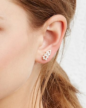 Picture of Rhinestone Ear Pins