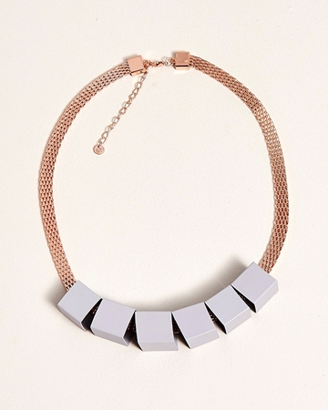 Picture of Medallion Statement Necklace