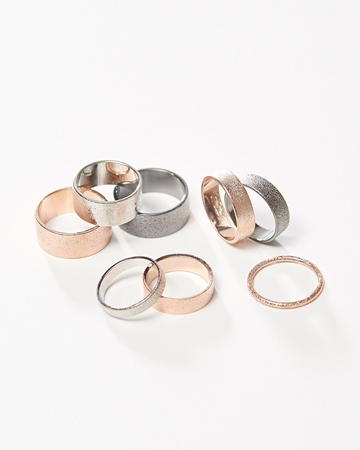 Picture of Leaf Ring Set